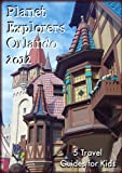 Planet Explorers Orlando 2012: Five Travel Guides for Kids