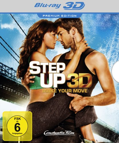 Step Up 3 (Limitierte 3D Premium Edition) [3D Blu-ray]