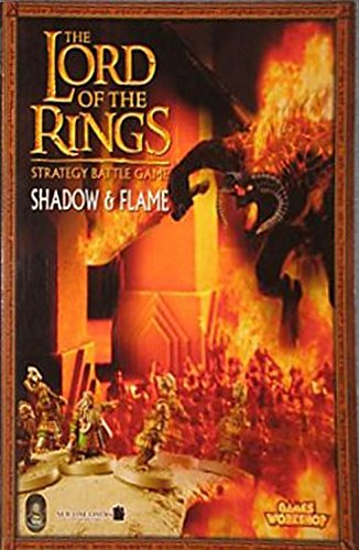 Games Workshop Shadow and Flame Lord of the Rings Supplement - 1