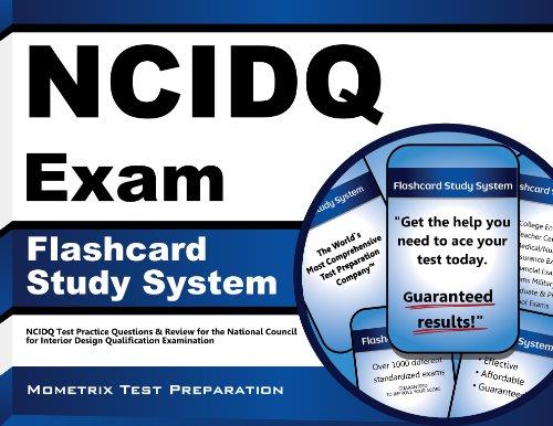 NCIDQ Exam Flashcard Study System NCIDQ Test Practice