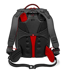 Manfrotto Phantom Backpack for DJI Quadcopter Drones, Phantom 3 Pro, Phantom 3 Advanced, Phantom 1, Phantom 2 Vision, Phantom 2 Vision+, Phantom 2 + Gimbal or Phantom FC40, Fits Extra Accessories GoPro Cameras and Laptop
