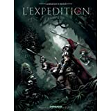 L'Exp�dition - tome 1 - Le Lion de Nubie (1)par Marcello Frusin