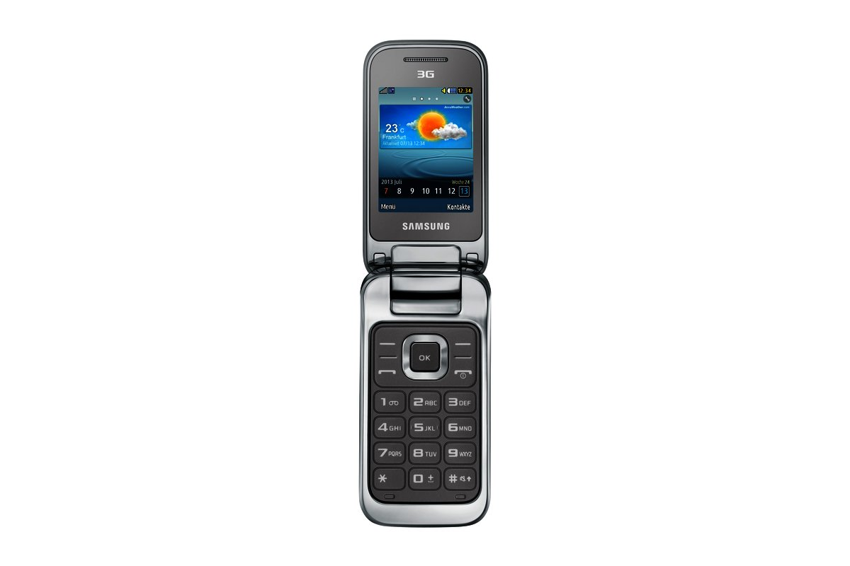 T�l�phone GSM SAMSUNG C3595 GRIS
