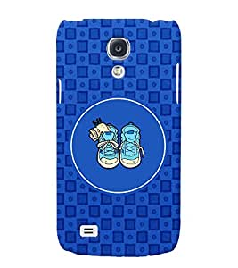 PRINTVISA Abstarct Cute Shoes Case Cover for Samsung Galaxy S4
