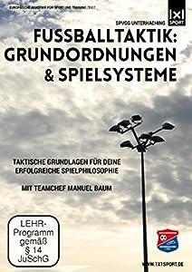 Fußballtaktik: Grundordnungen & Spielsysteme