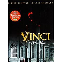 Vinci, Tome 1 : L'Ange Brisé