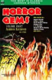 img - for Horror Gems, Volume Eight, Algernon Blackwood and Others book / textbook / text book