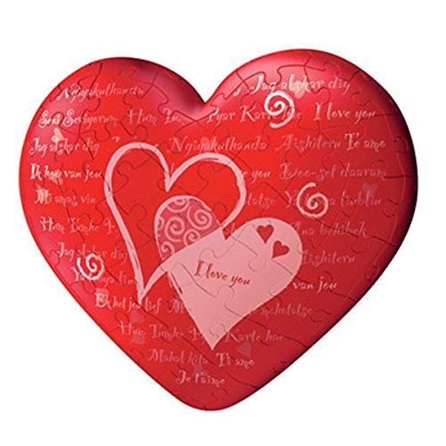Heart Shaped Puzzleball