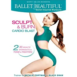 Ballet Beautiful: Sculpt & Burn Cardio Blast [Edizione: Francia]