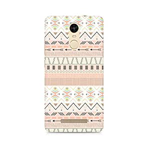 Ebby Tribal Chic05 Premium Printed Case For Xiaomi Redmi Note 3