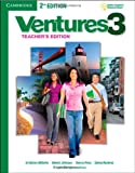img - for Ventures Level 3 Teacher's Edition with Assessment Audio CD/CD-ROM book / textbook / text book