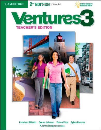 Ventures Level 3 Teacher's Edition with Assessment Audio CD/CD-ROM Second Edition
