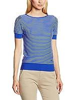 Cruciani Camiseta Manga Corta (Azul)