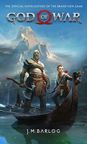 God of War - The Official Novelization [Barlog, J. M.] (Tapa Blanda)