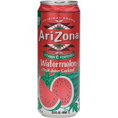 Arizona Watermelon 23 FL OZ (695ml) - Single Can von Arizon Beverages USA auf Gewürze Shop