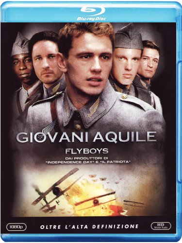 Giovani aquile - Flyboys [Blu-ray] [IT Import]