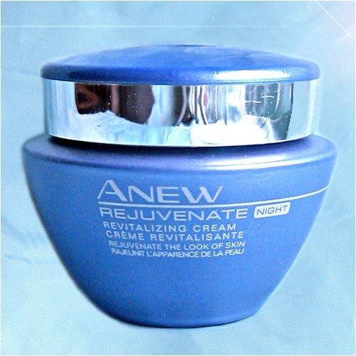 Avon Anew Rejuvenate Nuit Crème revitalisante