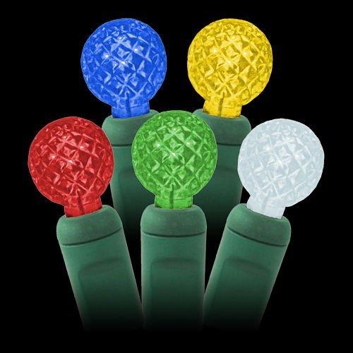 G12-Multi-color-LED-string-lights-25ft-50bulbs-G12-Berry-Christmas-lights-Raspberry
