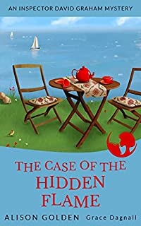 The Case Of The Hidden Flame by Alison Golden ebook deal