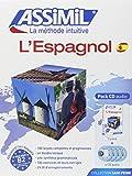 L'Espagnol - 1 Livre + 4 CD audio