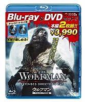 ウルフマン ブルーレイ&DVDセッ ト [Blu-ray] amazon