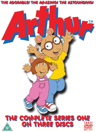 Arthur - Complete Series One [DVD]