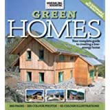 Homebuilding and Renovating Book of Green Homes: How to Build Your Own Sustainable House Including Renewables, Recycling and Insulation (Homebuilding & Renovating Mag)by Various