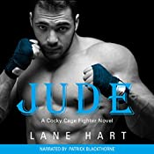 Jude: A Cocky Cage Fighter Novel, Book 2 | Lane Hart