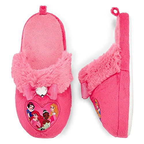 Disney Collection Princess Slippers (US Little Kid Size 11/12)