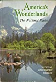 img - for America's Wonderlands: The Scenic National Parks and Monuments of the U S book / textbook / text book