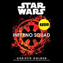 Battlefront II: Inferno Squad (Star Wars) Audiobook by Christie Golden Narrated by To Be Announced