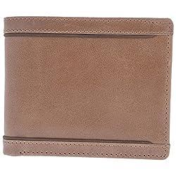 RL Camel Cardinal Wallet