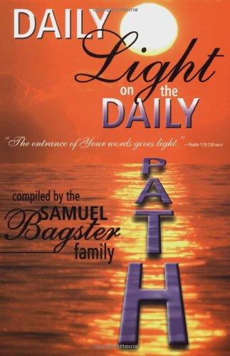 Daily Light On The Daily Path, BAGSTER SAMUEL