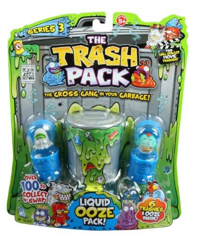 Trash pack i pattumeros blister con personaggi assortiti con slime ncr 68080