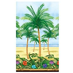 Palm Tree Room Roll Party Accessory