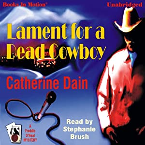 Lament for a Dead Cowboy | [Catherine Dain]