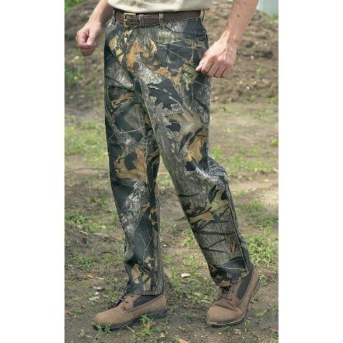 "32"" Inseam Diamond Cut Camo Jeans New Mossy Oak Break Up at Amazon Men"