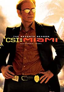 CSI: Miami: Season 7 (Bilingue) (Bilingual)