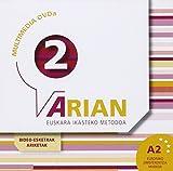 Arian A2. Bideo-Esketxak Eta Ariketak (DVD)