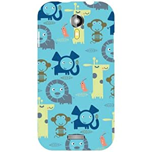 Micromax A117 Canvas Magnus Back Cover - Soothing Designer Cases