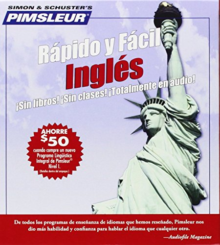 English for Spanish I, Q&s: Learn to Speak and Understand English for Spanish with Pimsleur Language Programs (Pimsleur Quick and Simple (ESL))
