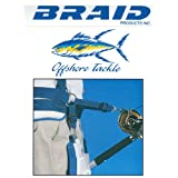Braid Drop Straps, Blue, Regular