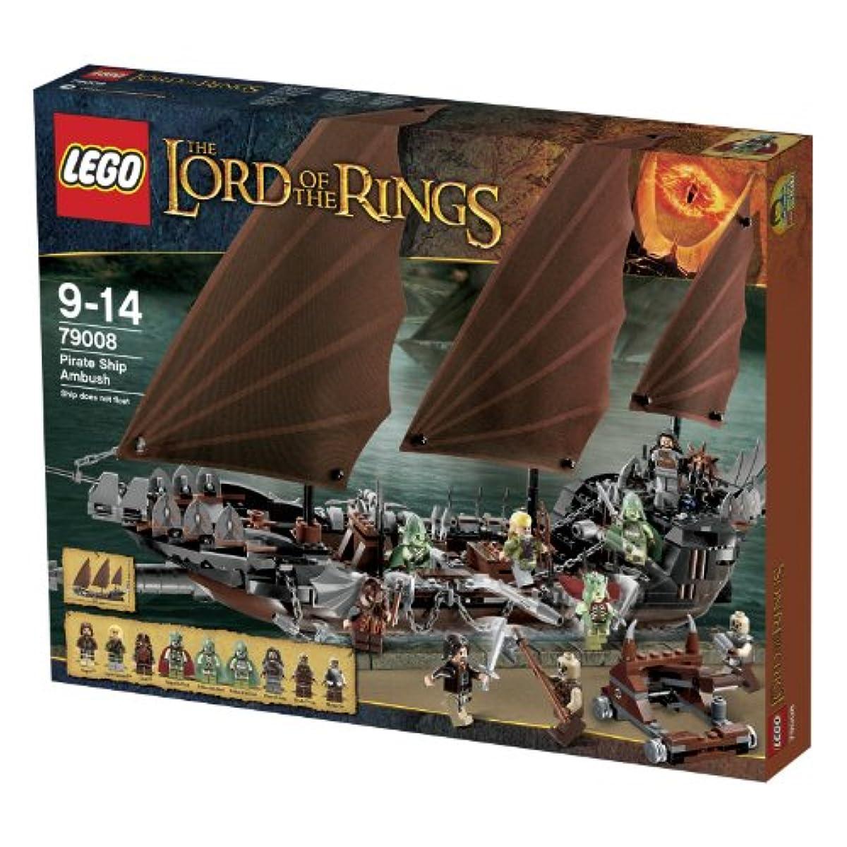 [해외] 레고 (LEGO) 반지의 제왕 해적선 앤 부시 79008-79008 (2013-07-12)