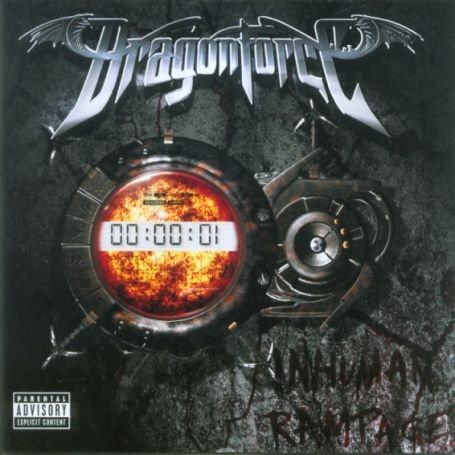 Dragonforce - Inhuman Rampage: Parental Advisory - Zortam Music