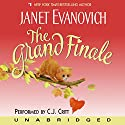 The Grand Finale Audiobook by Janet Evanovich Narrated by C. J. Critt