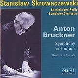 """Bruckner, A.: Symphony No. 0, """"Nullte"""" / Adagio from String Quintet in F major"""