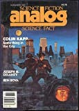 img - for Analog Science Fiction and Fact, November 1984 (Vol. CIV, No. 11) book / textbook / text book