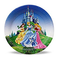 MBGiftsGalore Princess Plate