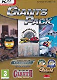 Giants Pack - Traffic Giant Gold Plus Traffic Giant 2 Gold Plus Industry Giant Gold (PC DVD)