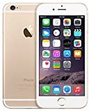Apple iPhone 6, GSM Unlocked, 16GB - Gold (Certified Refurbished)